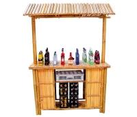 Mobile Bars Bambus Bar Mieten